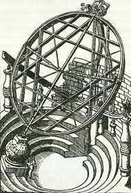 Instrumental astronómico de Tycho Brahe