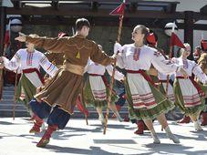 Folklorefestival in Strážnice (Foto: ČTK / Dalibor Glück)