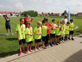 Mannschaft des SKK Hovorčovice (Foto: Lothar Martin)