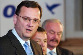 Premierminister Petr Nečas