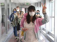 Le retour de Vietnam, photo: ČTK/Michal Krumphanzl