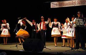 Das Folklorfestival 2007 in Prag