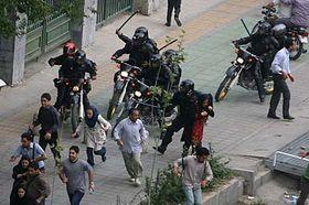 Téhéran, Juin 14, photo: CTK