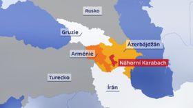 El región de Nagorno Karabaj, foto: ČT24