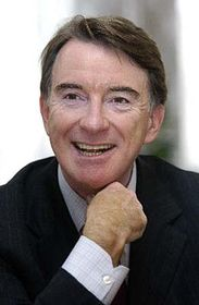 Peter Mandelson, photo: CTK