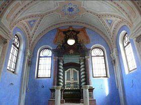 Barokní oltář, foto: www.basevi.cz