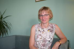 Директор Службы пробации и медиации Андреа Матоушкова, фото: Екатерина Сташевская