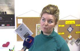 Weronika Lipšová (Foto: ČT24)