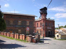Bergbaumuseum in Pribram, foto: Vaclav Bestak, CC BY 3.0 Unported