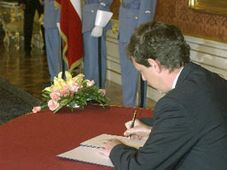 Stanislav Gross - nuevo primer ministro checo (Foto: CTK)