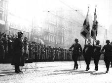 15. März 1939 in Prag (Foto: Archiv des Tschechischen Rundfunks)