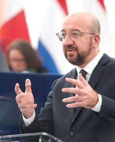 Charles Michel, foto: archiv Evropského parlamentu, CC BY 2.0