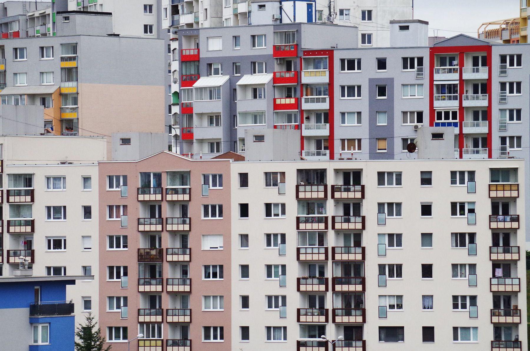 Prague city council looks at construction of social housing
