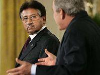 Pervez Musharraf, foto: CTK