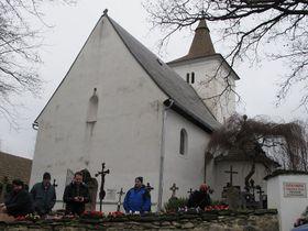 Kirche St. Maurenzen (Foto: Martina Schneibergová)