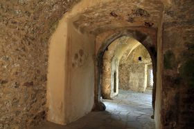 El Castillo de Landštejn, foto: Falk2, Wikimedia Commons, CC BY-SA 4.0