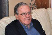 Peter Demetz, foto: Jiří Kamen, archiv ČRo