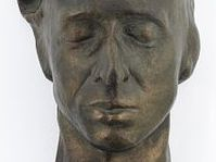 Chopin's funeral mask, photo: www.polskyinstitut.cz