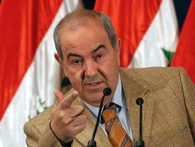 Iyad Alaui, primer ministro iraquí (Foto: CTK)