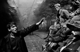 Photo: Josef Koudelka / CTK