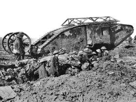 La bataille de la Somme, photo : Public Domain