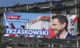 Rafael Trzaskowski, photo: ČTK/AP/Czarek Sokolowski