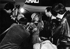 'La dama de los tranvías' 1966