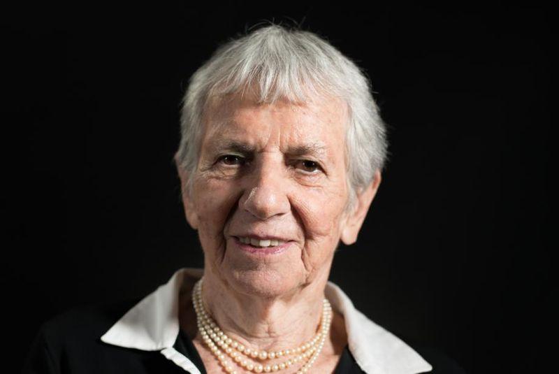 Eva Grossmann, foto: archiv Post Bellum