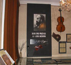 Jakub Jan Ryba's Museum in Rožmitál