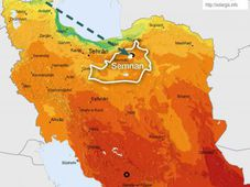 Иранский город Дамгхан - где будут расположены солнечные электростанции, фото: Официальный сайт компании Solek