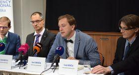 David Ondráčka, photo: Transparency International