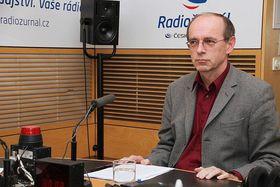 Jaroslav Ungermann (Foto: Alžběta Švarcová, Archiv des Tschechischen Rundfunks)