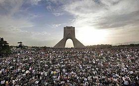 Téhéran, Juin 15, photo: CTK