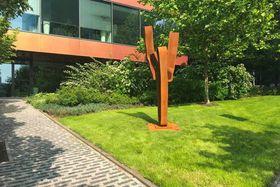 Iva Mrázková, 'L'arbre', photo: Site officiel du festival Sculpture Line