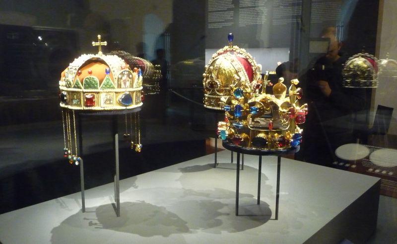 Krone - koruna (Foto: Zdeňka Kuchyňová)
