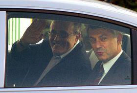 Rudolph Giuliani (left), photo: CTK