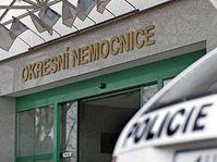 Okresní nemocnicie v Havlíčkově Brodě, foto: ČTK