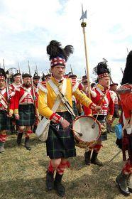 Reconstitution de la bataille de Waterloo, photo: Linda Salajková