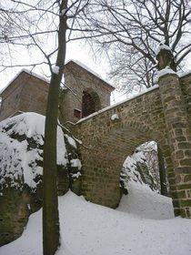 Le château fort de Valdstejn (Wallenstein), photo: Jaroslava Gregorová