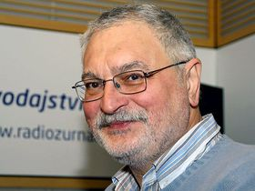 Jiří Pernes, foto: Šárka Ševčíková, ČRo