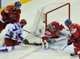 Chequia - Rusia, foto: ČTK