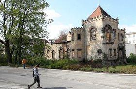 Замок, построенный по заказу общества Schlaraffia, Фото: официальный фейсбук Schlaraffia - Jablonec nad Nisou