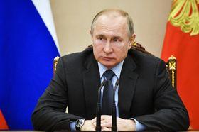 Владимир Путин, фото: ЧТК/AP/Alexei Nikolsky