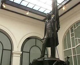 Radetzky-Denkmal (Foto: ČT24)