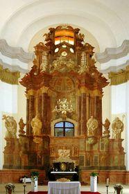 Kostel Zvěstování Panny Marie Mariánské Týnici, foto: Czech Tourism