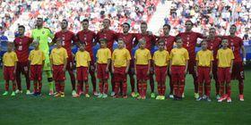 Tschechische Mannschaft (Foto: ČTK)