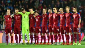 Чешская сборная, фото: ЧТК