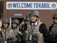 Petr Nečas effectuait ce week-end sa première visite en Afghanistan depuis qu'il a pris ses fonctions de Premier ministre, photo: CTK