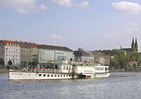 «Вышеград» (Фото: www.paroplavba.cz)