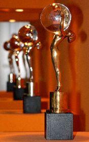 Karlovy Vary awards, photo: CTK